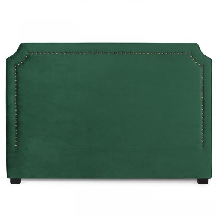 Tête de lit Diana Velours 180cm Vert