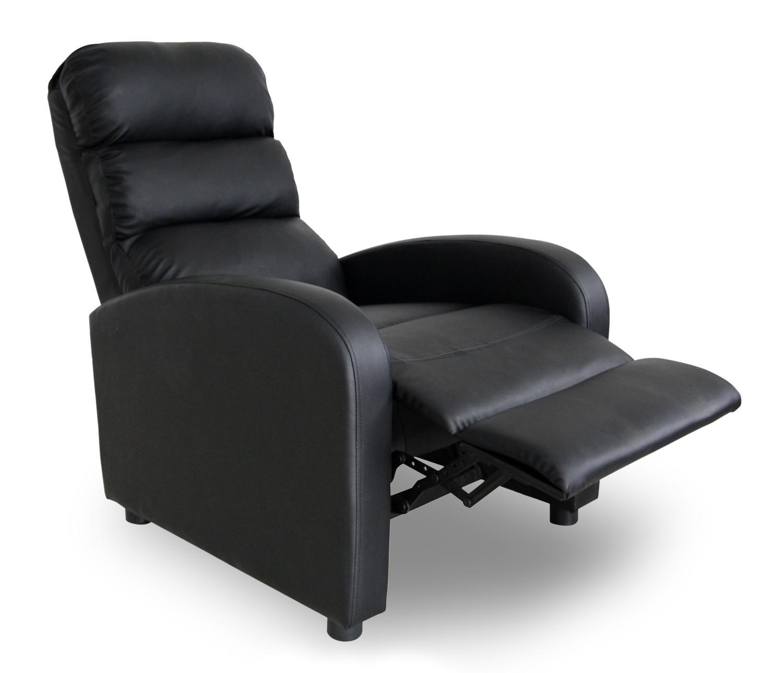 acheter en ligne d4023 01917 Fauteuil relax manuel Lasco Noir