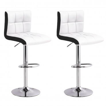 Lot de 2 tabourets de bar Magic
