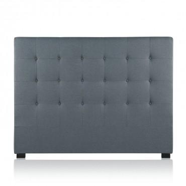 Tête de lit capitonnée Premium Tissu 160cm
