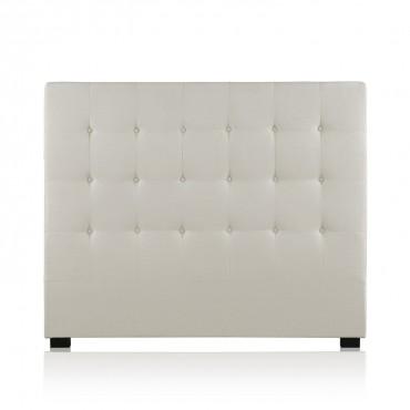 Tête de lit capitonnée Premium Tissu 140cm