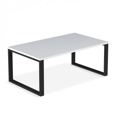 Table basse de style industriel Ava