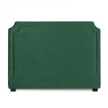 Tête de lit Diana Velours 160cm Vert