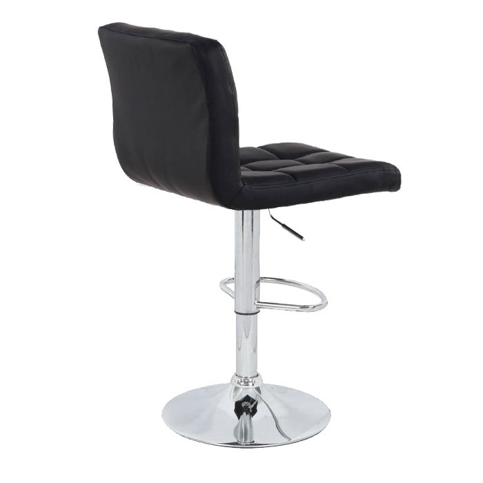 lot de 2 tabourets de bar elegant noir chaise tabouret soldes. Black Bedroom Furniture Sets. Home Design Ideas