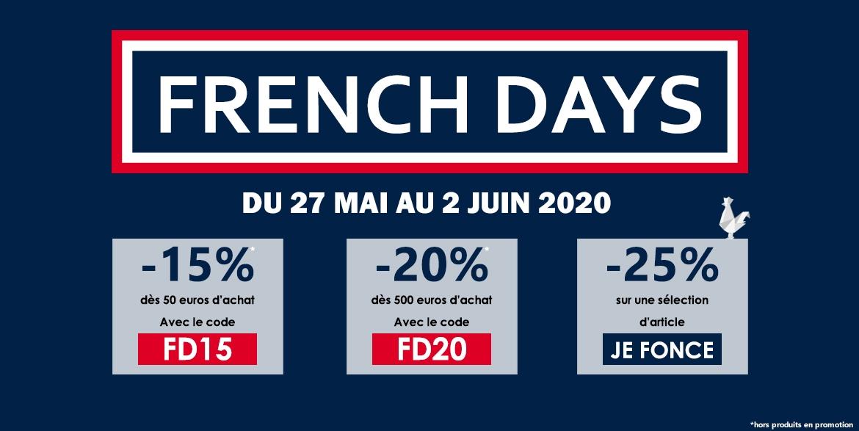 French Days 2020 !